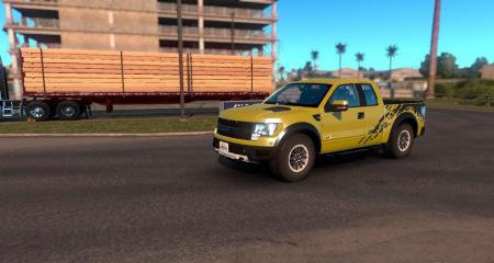 Ford F150 SVT Raptor v 1.5