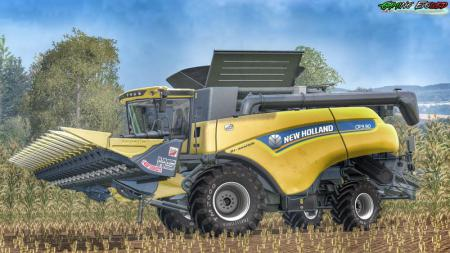 NEW HOLLAND CR9.90 40 YEARS EDITION V1.2