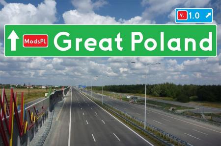 Great Poland v.1.0. by ModsPL