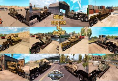 MILITARY CARGO PACK BY JAZZYCAT V1.0
