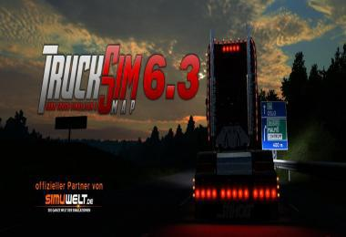 TRUCKSIM MAP V6.3.1 FOR PATCH 1.24 HOTFIX