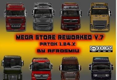 MEGA STORE REWORKED BY AFROSMIU V7