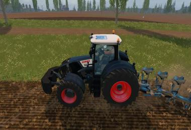 TEXTURE CLAAS AXION 850 BLACK EDITION V1.0