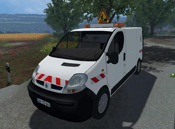 renault trafic ecv fs17 cnc fs15 ets 2 mods. Black Bedroom Furniture Sets. Home Design Ideas