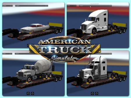 Overweight trailer pack v2.5 for ATS