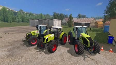 Claas-Pack V1.0