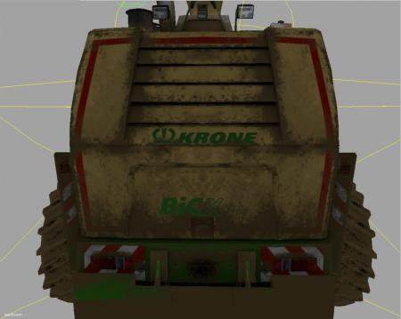 Texture for crown BigX 1100 V 1.0