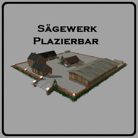 John Deere 100 Series >> Sägewerk | Fabrikscript V 1.0.1 » GamesMods.net - FS19 ...