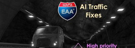[Hotfix] Brazil EAA Map AI Traffic fixes v 3.1