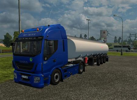 Iveco HiWay Realistic