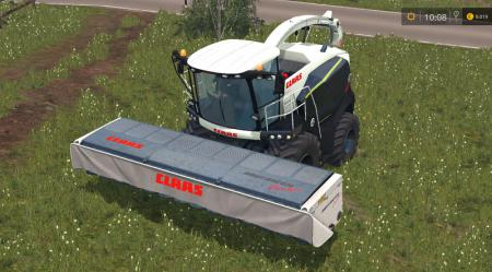 Claas Direct Disc 620 Black Edition TEXTURE V 1.0