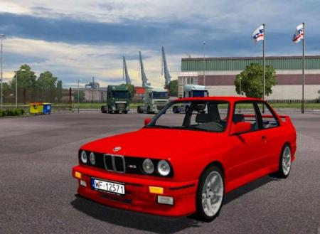 BMW E30 M3 BY DIABLO 1.24