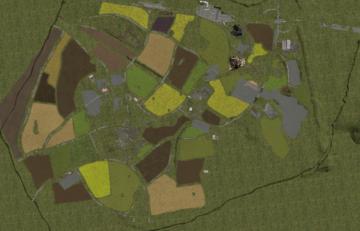 Breizh Bretagne Breizhpunishers Map Fs15 187 Gamesmods Net