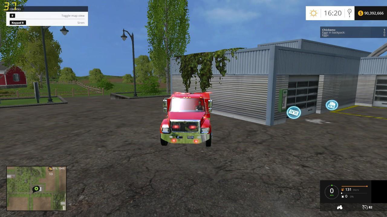 Fire Tranker Leaked V1 0 187 Gamesmods Net Fs17 Cnc