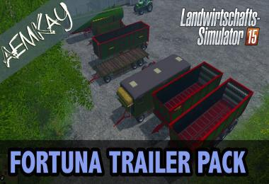 Fortuna Trailer Pack V 1.4