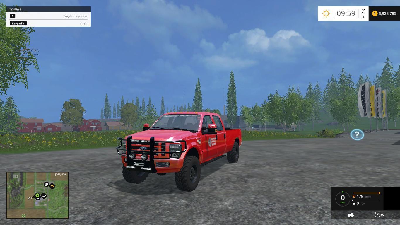 Pickup » Page 3 » GamesMods net - FS19, FS17, ETS 2 mods