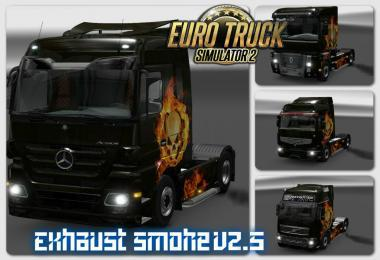 EXHAUST SMOKE V2.5 1.24