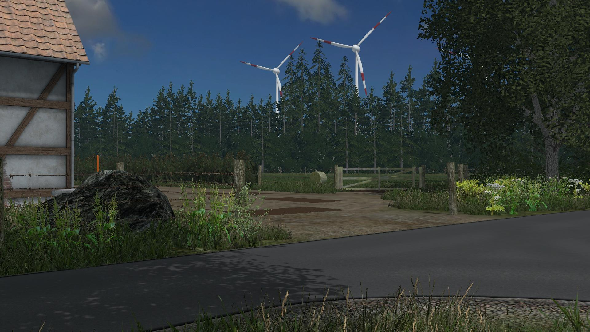 Saw Mill For Sale >> Holland Landscape 2016 » GamesMods.net - FS17, CNC, FS15, ETS 2 mods