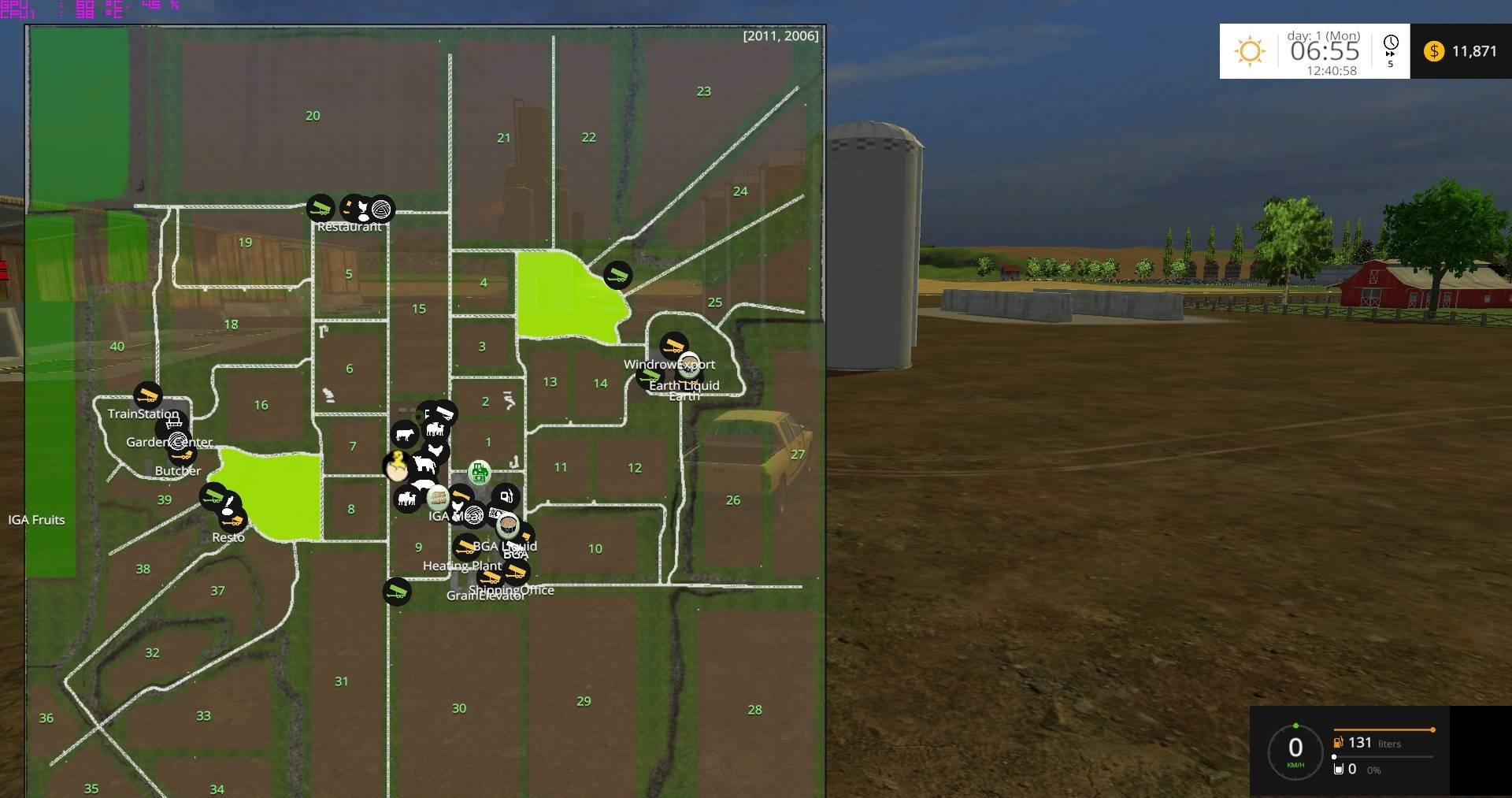 Canadian Prairies Ultimate V4 Preview GamesModsnet FS17 CNC