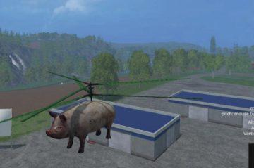 FS15 FLYING PIG V1
