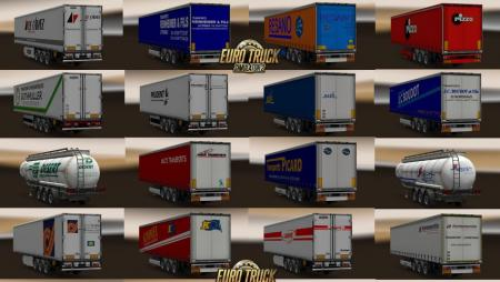 Trailer Pack by TruckIme | V.1