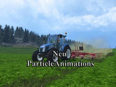 Neu Particle Animations  v 1.0