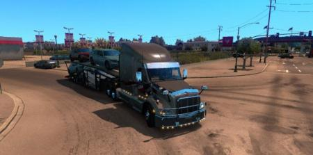 Peterbilt 579 Cabin Accessories v 1.2