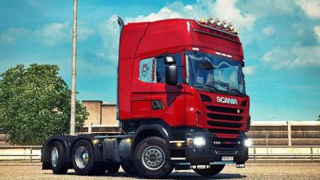 Scania R2009 Chassis
