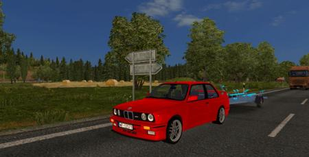 BMW E30 M3 BY DIABLO Upgrade