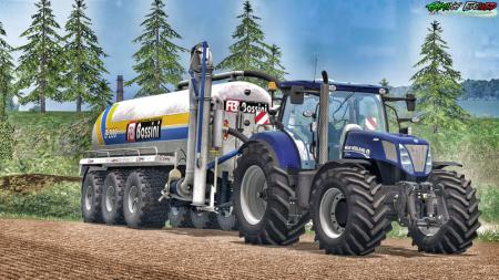 Bossini B200 V 3.1 New Holland