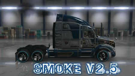 Exhaust Smoke v2.5 1.4.0 ats