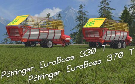 PÖTTINGER EUROBOSS PACK