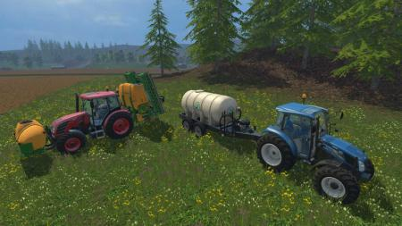 Lizard Fertilizer Trailer V 1.1