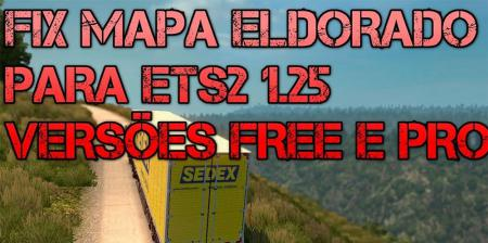 FIX FOR 1.25- ELDORADO MAP RODOBRASIL