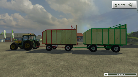 Silage Wagon Pack