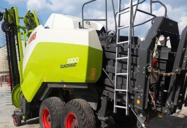 CLAAS QUADRANT 3200 AND NADAL R90 V1.0