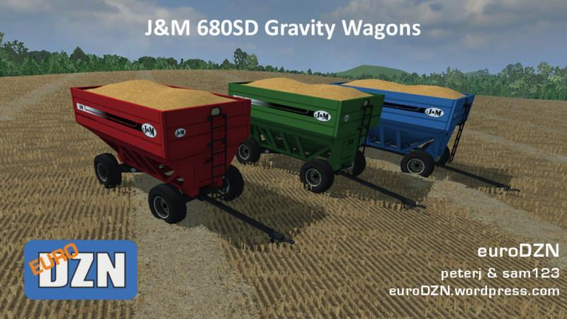 Wagon » Page 2 » GamesMods net - FS19, FS17, ETS 2 mods