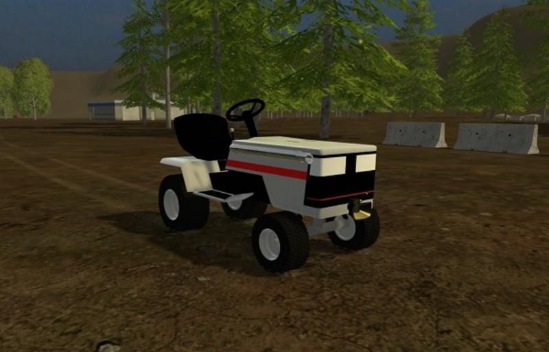 Craftsman Lawn Tractor V