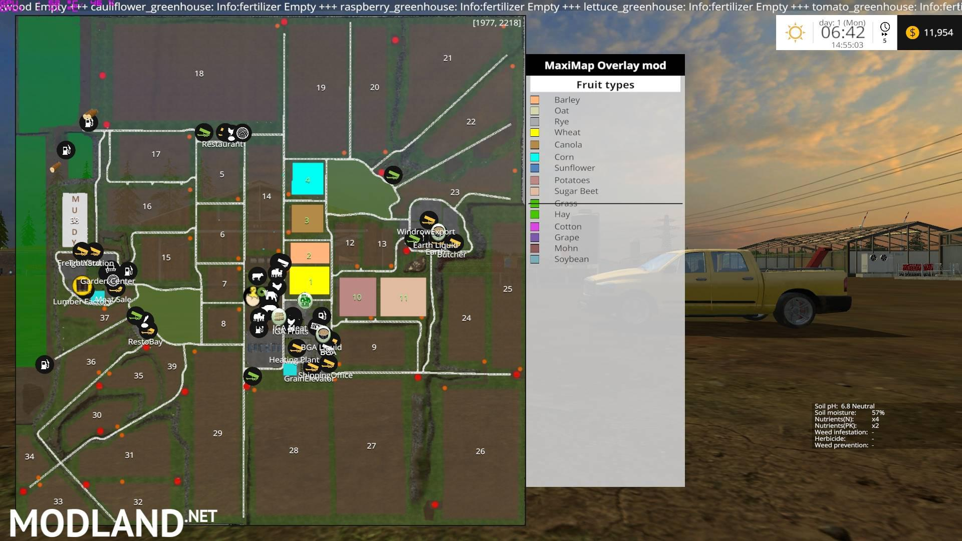 Canadian Prairies Ultimate v 43 Soil Mod