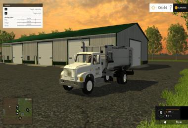 INTERNATIONAL FEED TRUCK V1