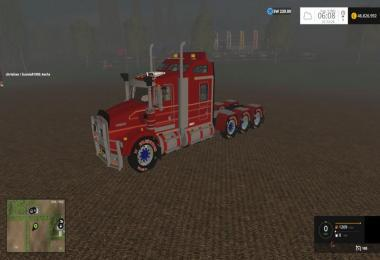 KENWORTH T800 RT V1.0
