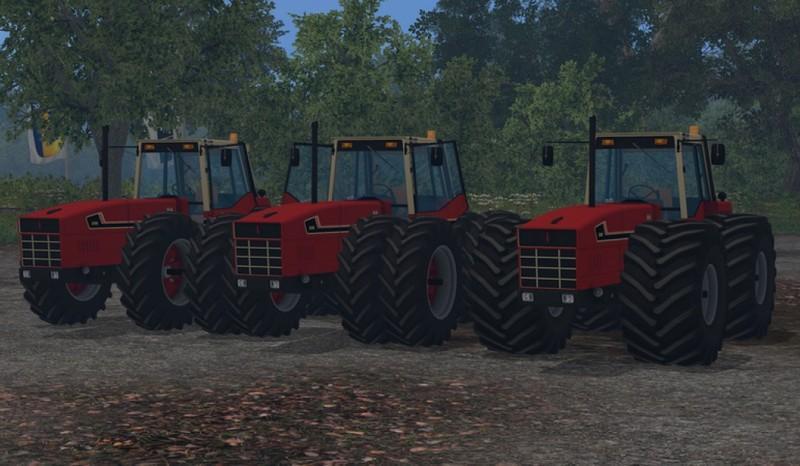 International Tractor Mods : Ihc international v gamesmods fs