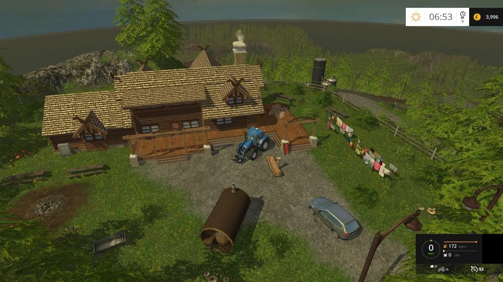 NORWAY GamesModsnet FS CNC FS ETS Mods - Southern norway map fs15