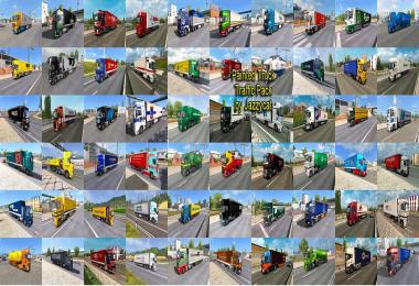 PAINTED TRUCK TRAFFIC PACK BY JAZZYCAT V2.4
