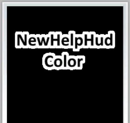 New Help Hud Color v 2.5.1
