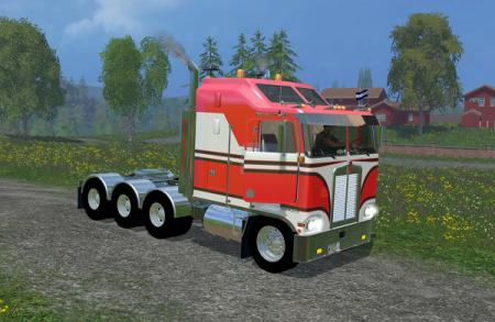 KENWORTH K100 CAB OVER V2.0