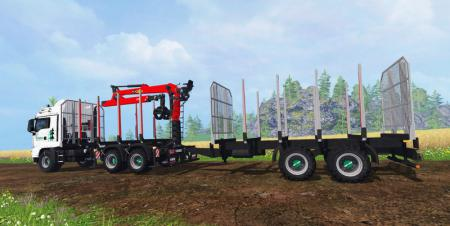 MAN TGS 41.480 [forest] V 1.0