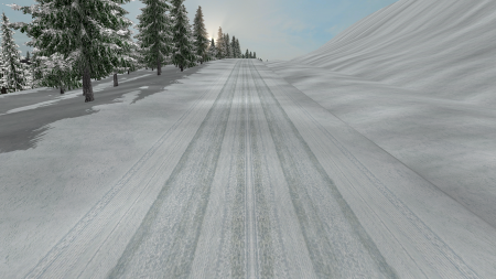 Dalton and Elliot Hwy Extreme Winter Map 1.1
