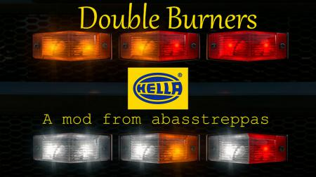 Hella Double Burners by abasstreppas [Updated Sep 30]