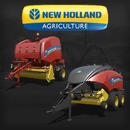 New Holland Baler Pack